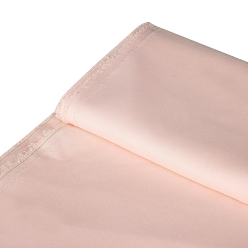 "Polyester Fabric Bolt - 54"" x 10 Yards- Rose Gold 