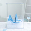 "16"" Clear Acrylic Pedestal Risers 