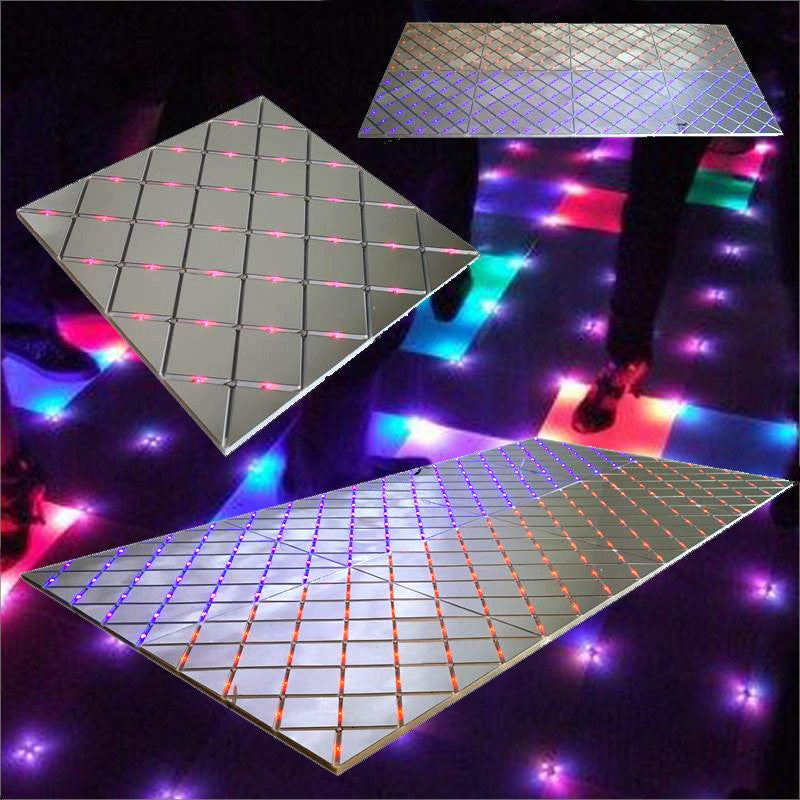 in venue white dance occasions dancefloor floor styling hire essex led elf