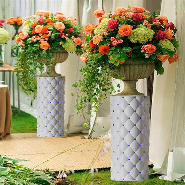 4 Pcs Decorative Height Adjustable Wedding Roman Columns