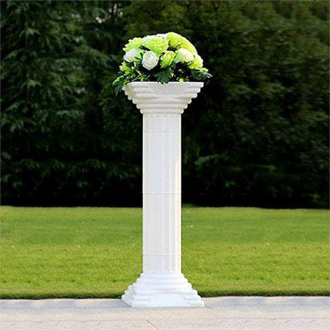 Very Height Adjustable Decorative Party Roman Columns Plant Stand - 32  AP66
