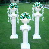 "36"" Tall Empire Roman Decorative Wedding Columns - 4 PCS - Height Adjustable"