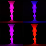 4 Color Changing Party Wedding LED Column Event Decoration - 40.5""
