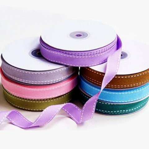 Lot Grosgrain Stitch 5/8""