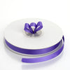 "25 Yards 3/8"" Purple Grosgrain Ribbon"