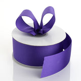 "25 Yards 1.5"" Purple Grosgrain Ribbon"