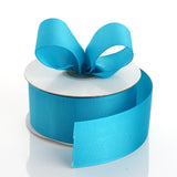 "25 Yards 1.5"" Turquoise Grosgrain Ribbon"
