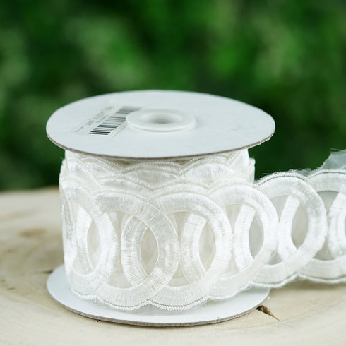"Drapery Trims And Embellishments | 2"" x 5 Yards 