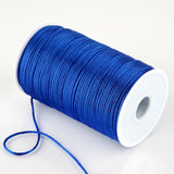 200 Yards 2mm Royal Blue Rattail Ribbon
