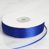 "100 Yards 1/16"" Royal Blue Single Face Satin Ribbon"