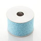 "10 Yards 2"" Serenity Blue Decorative Mesh DIY Ribbons"