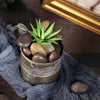 Assorted Natural Vase Fillers | River Stone