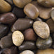 2 lbs Assorted Natural Polished Decorative Stones for Vases - Landscaping Rocks Aquarium Gravels