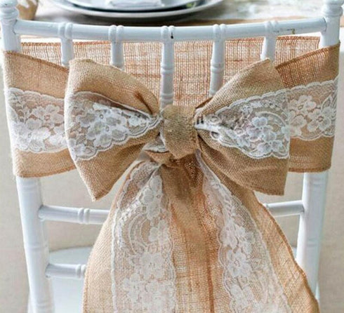 Ruffle Lace Trim With Sequin Beads - IVORY - 25 Yard