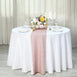 Dusty Rose Floral Lace Table Runner