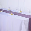 12x108 Violet Amethyst Polyester Table Runner