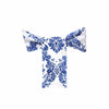 "5 Pack | 6""x108"" Damask Flocking Taffeta Chair Sashes - Royal Blue 