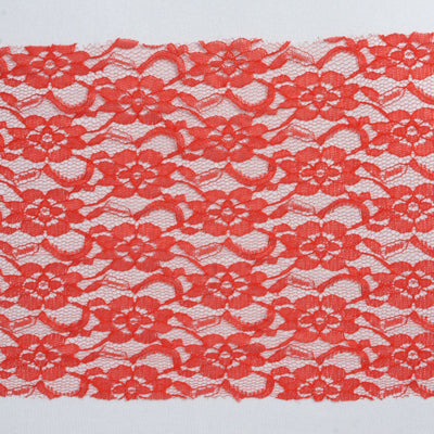 5pc x JOLLY GOOD Lace Chair Sashes - Red