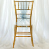 5pc x Serenity Organza Chair Sash