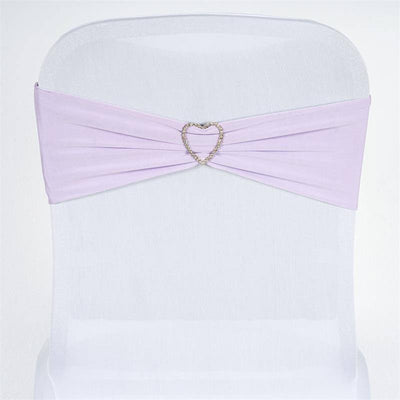5pc x SEXY Spandex Chair Sash - Lavender