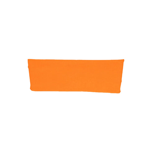 "5 pack | 5""x12"" Orange Spandex Stretch Chair Sash"