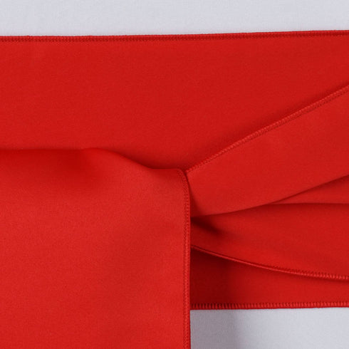 5pc x Lamour Red Chair Sash