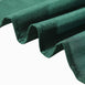 "5 PCS | 6"" x 108"" Hunter Emerald Green Polyester Chair Sash"