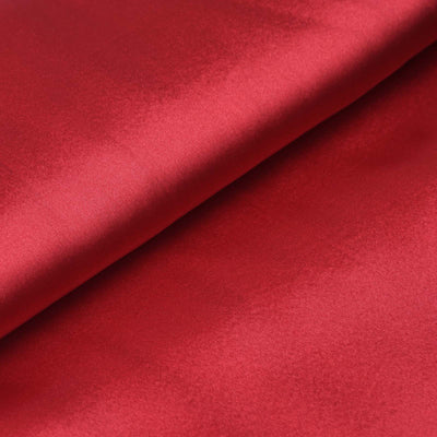 "10 Yards | 54"" Wine Satin Fabric Bolt"