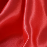 "Satin Fabric 12"" x 10Yards - Coral"