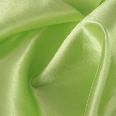 "Satin Fabric Bolt - Apple Green - 12"" x 10 Yards"
