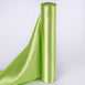 "12"" x 10 Yards Apple Green Satin Fabric Bolt"