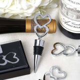 Heart 2 Heart Bottle Stopper