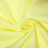 "108"" Yellow Polyester Round Tablecloth#whtbkgd"