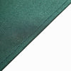 "60""x102"" Hunter Emerald Green Polyester Rectangular Tablecloth"