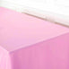 "60x102"" Polyester Tablecloth - Pink"