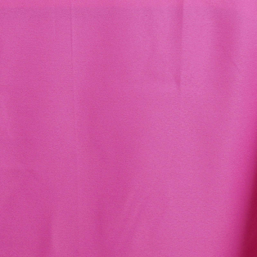 "60x126"" FUSHIA wholesale Polyester Banquet Linen Wedding Party Restaurant Tablecloth"