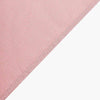 90 Dusty Rose Polyester Round Tablecloth