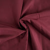 90 inches BURGUNDY Wholesale Polyester Round Tablecloth For Wedding Banquet Restaurant#whtbkgd