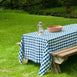 "Buffalo Plaid Tablecloth | 60x126"" Rectangular 