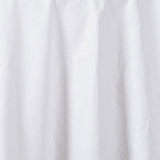 "Chambury Casa *100% Cotton Tablecloth- 120"" Round White"