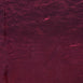 "60x126"" Burgundy Crinkle Taffeta Rectangular Tablecloth"