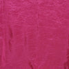 60x126 Fushia Crinkle Crushed Taffeta Rectangular Tablecloth#whtbkgd
