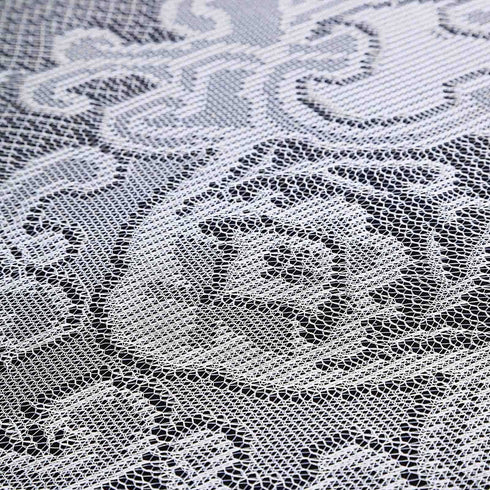 Lace Tablecloths, 90 inch Round Tablecloth, White Round Tablecloths