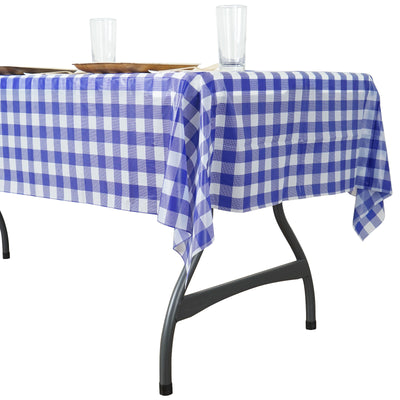 "Buffalo Plaid Tablecloth | 54"" x 72"" Rectangular 