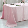 "60""x102"" Rose Gold