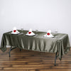 60x102 Laurel Green Satin Rectangular Tablecloth