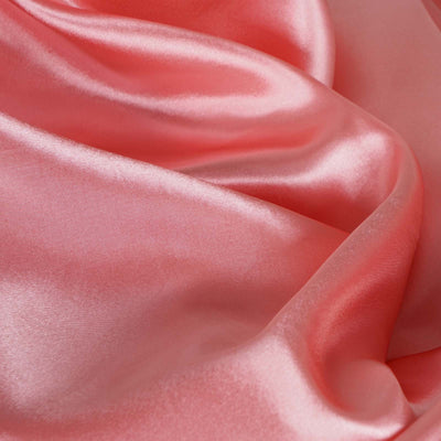 "90x156"" ROSE QUARTZ Wholesale SATIN Banquet Linen Wedding Party Restaurant Tablecloth"