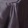 90x156 Charcoal Gray Satin Rectangular Tablecloth#whtbkgd