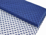 "Dots The Way I Like It Royal Blue 60""x10yards Tulle"