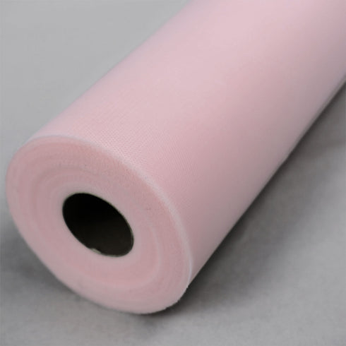"12""x100yd Tulle Rolls - Pink"